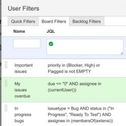 Thumbnail for Jira User Filters Overview + Fixing Quick Filters