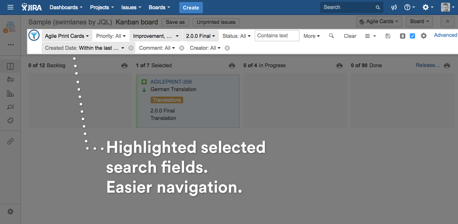 37.Highlight selected fields.png