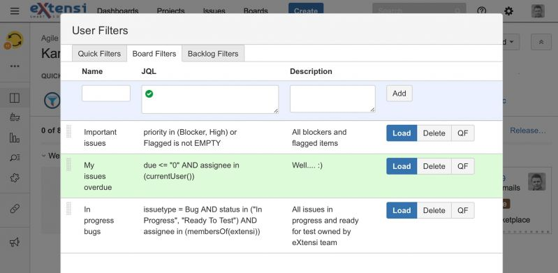 Jira User Filters Overview + Fixing Quick Filters
